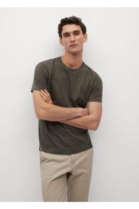MANGO Man Sürdürülebilir Pamuklu Tişört