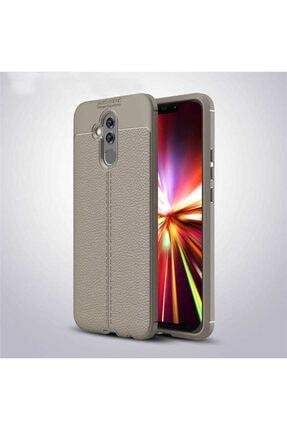 Huawei Mate 20 Lite Kılıf Deri Görünümlü Ultra Ince Niss Model