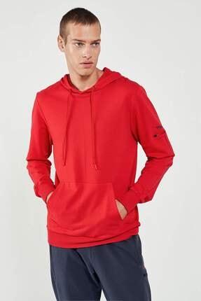 HUMMEL HMLZADOR Kırmızı Erkek Sweatshirt 101085912