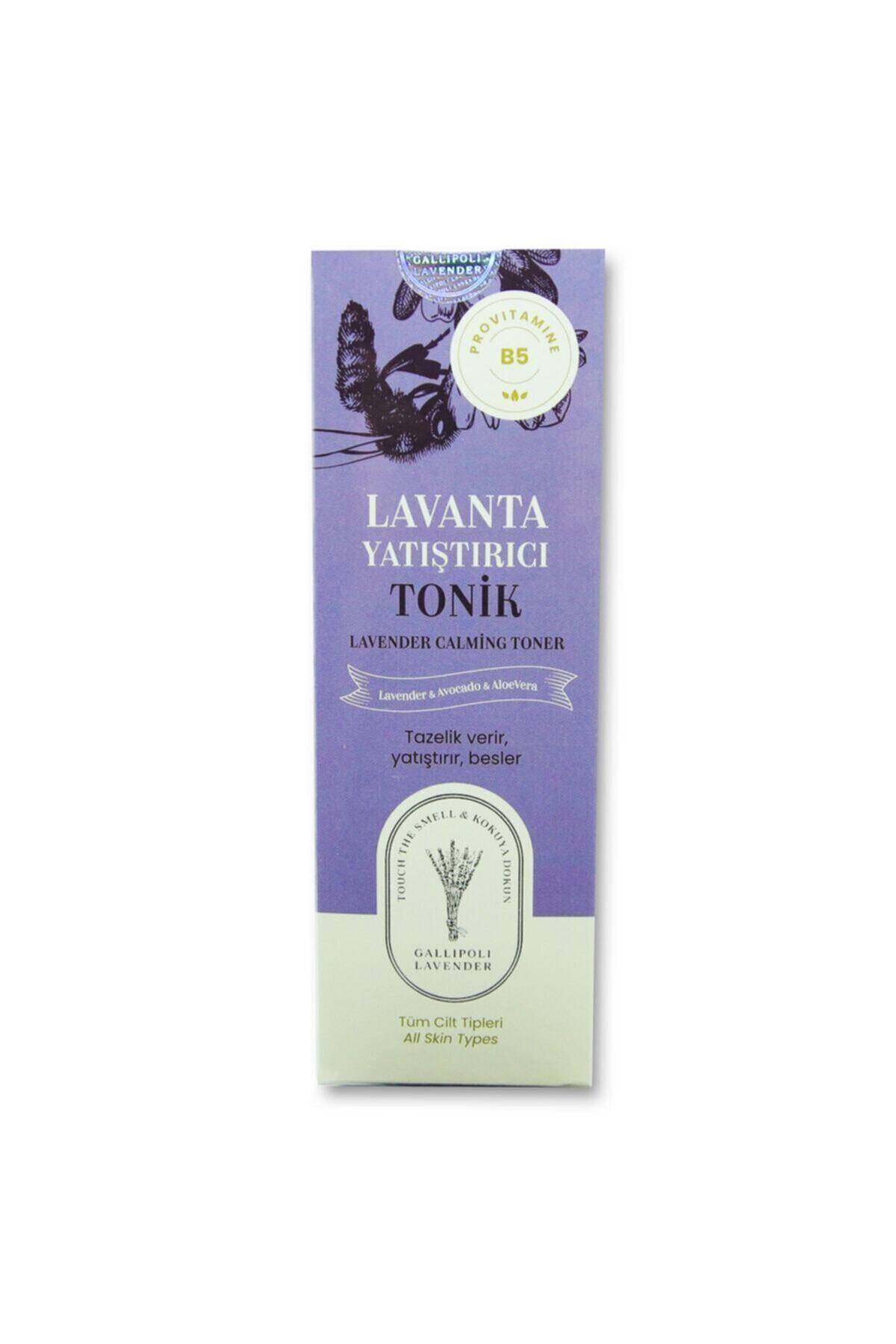 Gallipoli Lavender Lavanta Yağlı Yatıştırıcı Tonik 250 Ml Avakado Tonik Aloe Vera Tonik 3 ' In 1 2