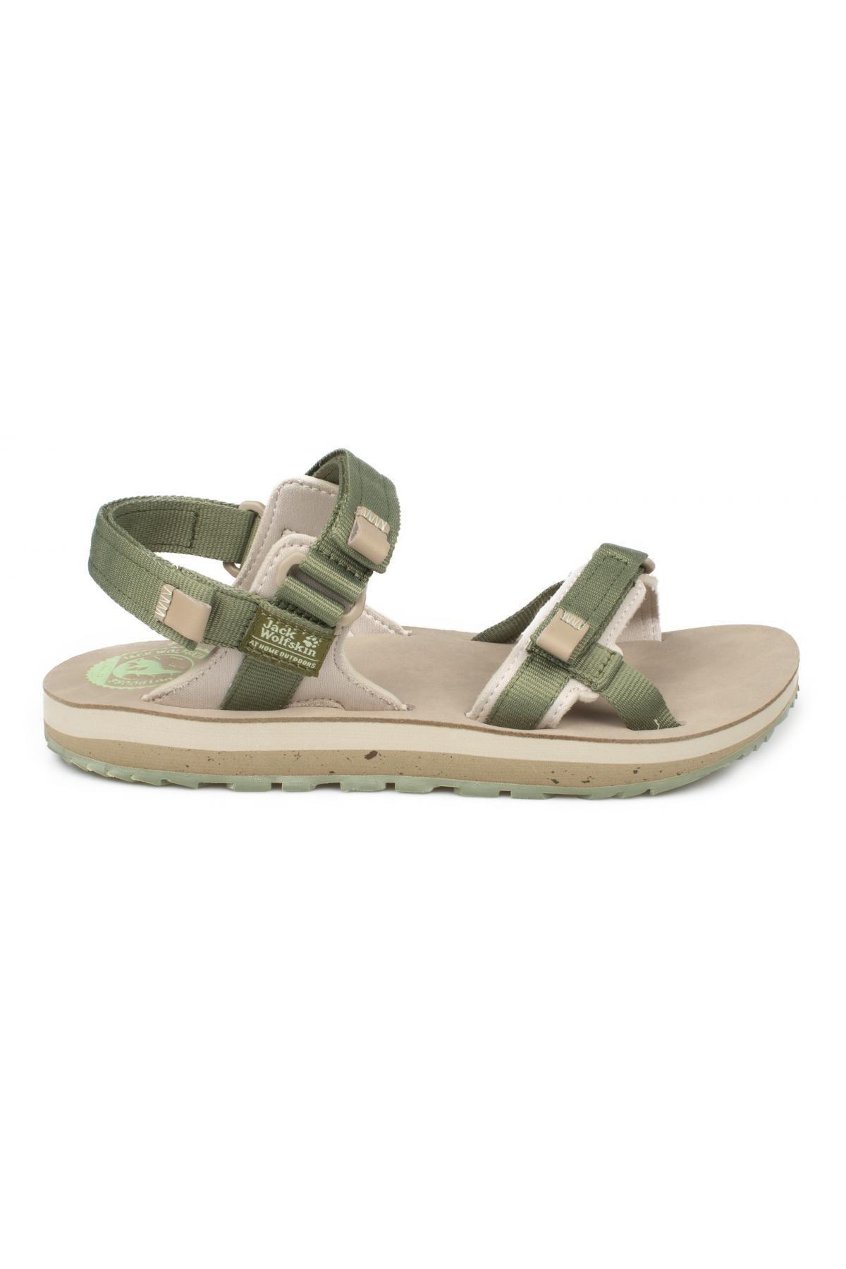 Jack Wolfskin 4039451 Z Outfresh Deluxe Sandal W Kadın Sandalet 2