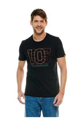 Galatasaray Siyah Erkek Tshirt