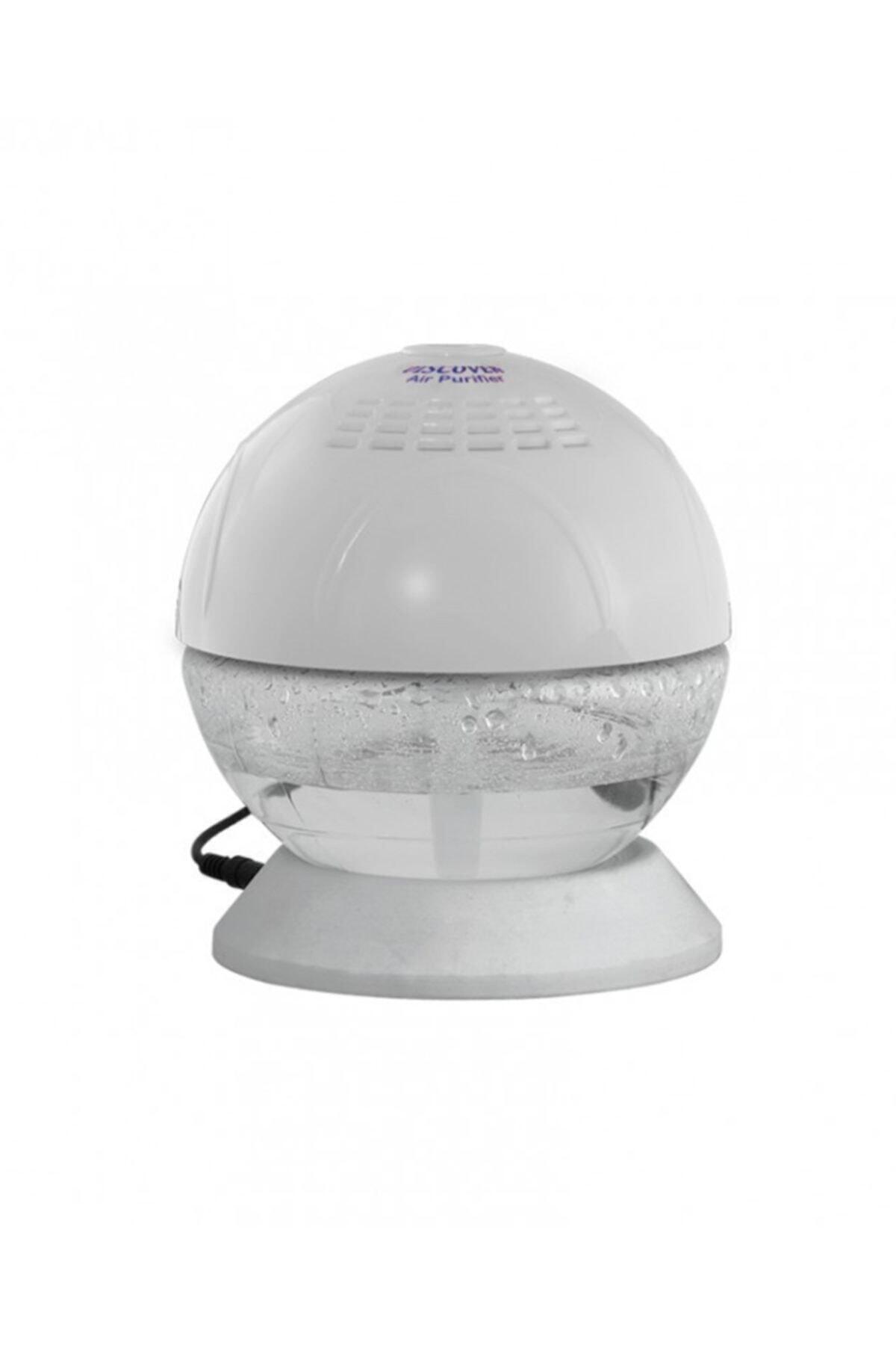 Discover Sihirli Küre Geniş Alan Kokulandırma Makinesi Işıklı Beyaz 1