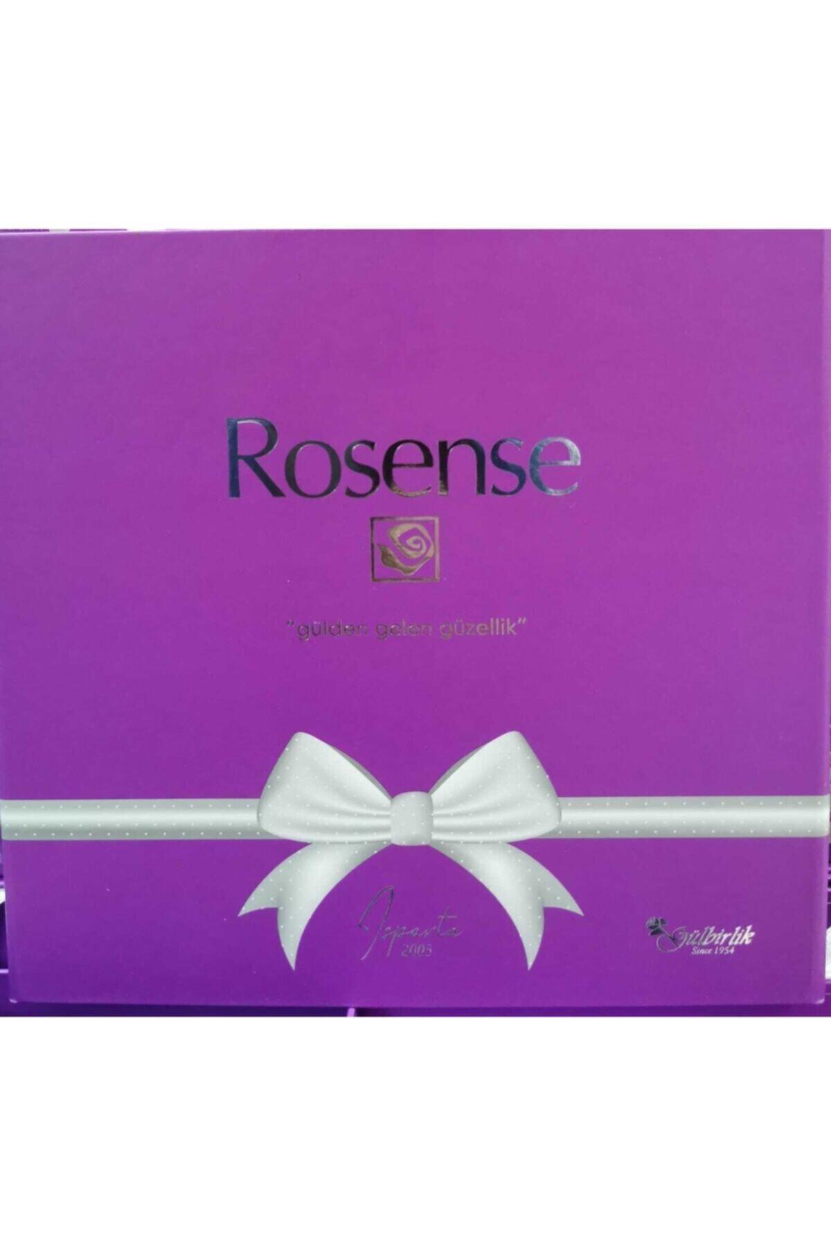 Rosense 4'lü Parfüm Deodorant Roll On Set 1
