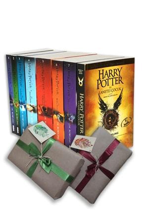 Yapı Kredi Yayınları Harry Potter Seti 8 Kitap - J. K. Rowling