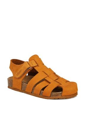 Vicco Arena Erkek Çocuk Camel Sandalet