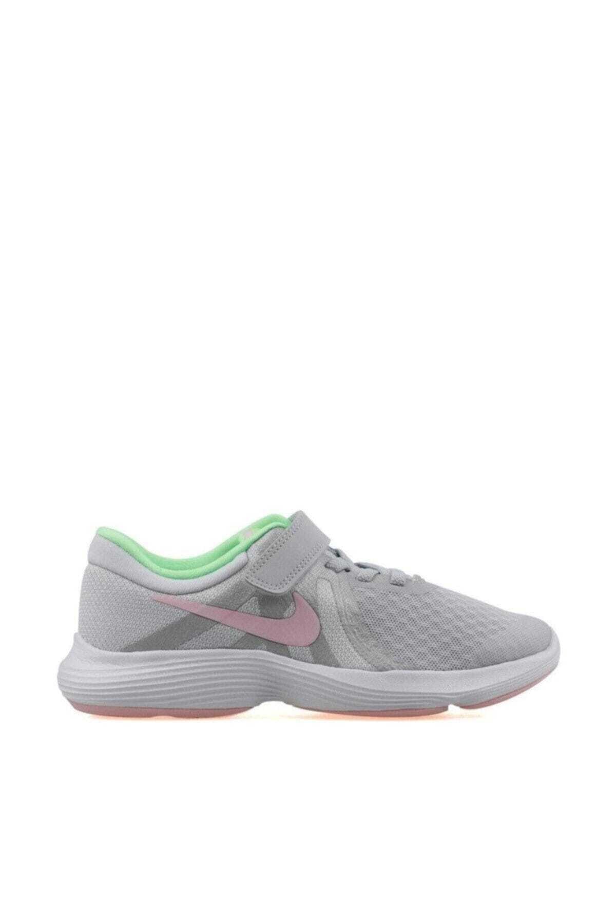 Nike Kids Gri - Açık Yeşil Kız Nıke Revolutıon 4 (Psv) 1