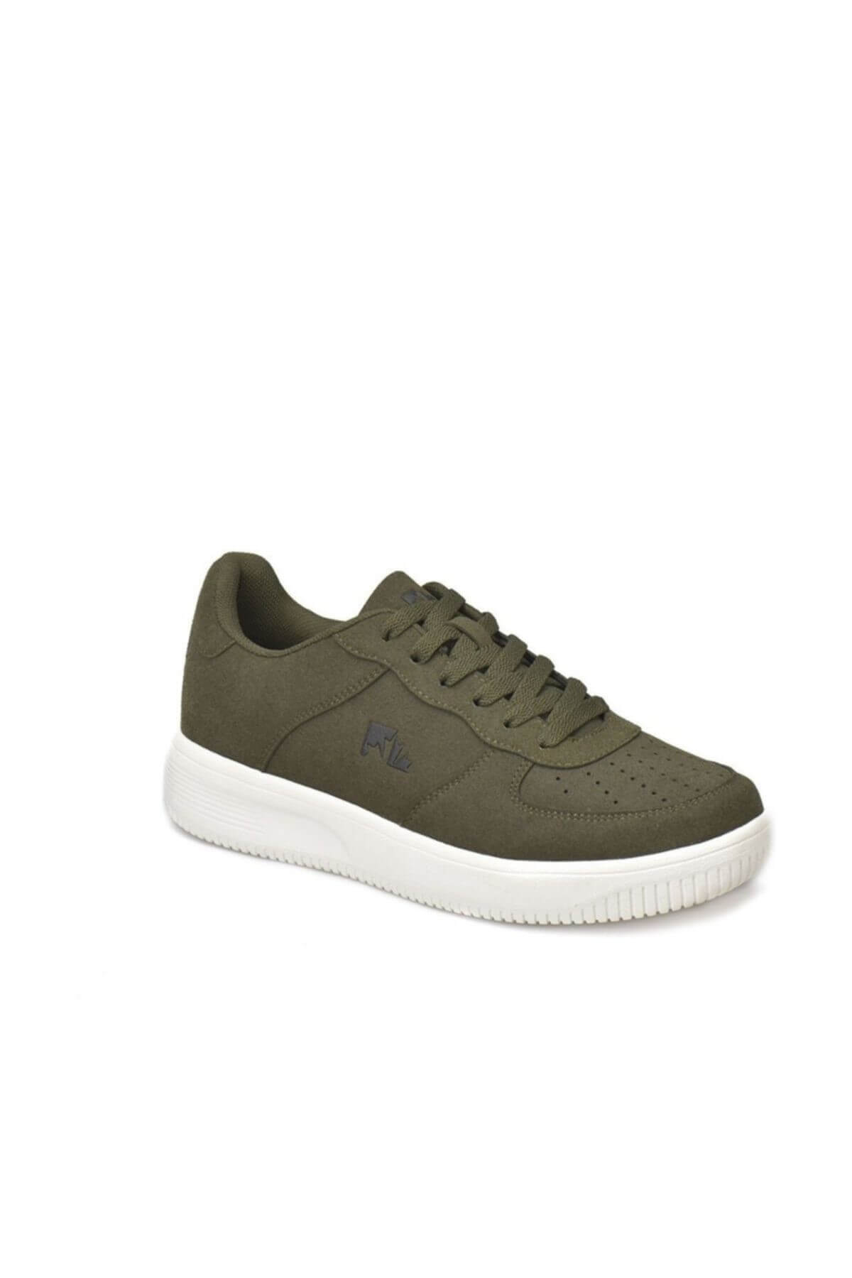 lumberjack Finster Sue Haki Erkek Sneaker Ayakkabı 100329395 1