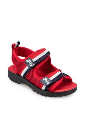 Polaris 91.511426.p Kırmızı Erkek Çocuk Sandalet 100368272