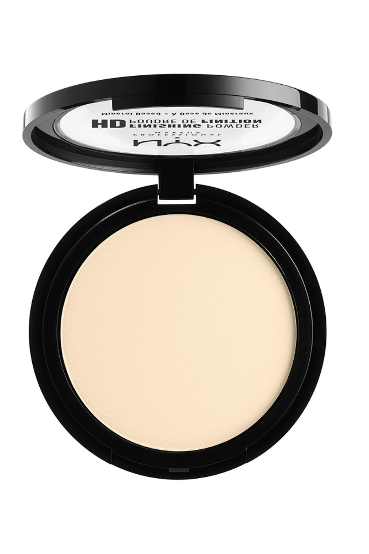 NYX Professional Makeup Sabitleyici Pudra - High Definition Finishing Powder Banana 17 g 800897834678 2