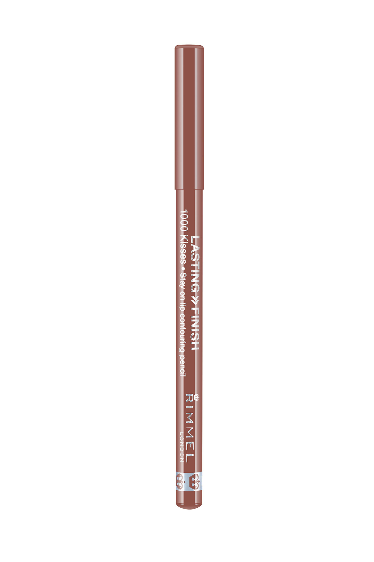 RIMMEL LONDON Dudak Kalemi - Lasting Finish 1000 Kisses Lip Liner 050 Tiramisu 1,2 g 5012874027620 2