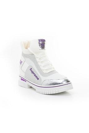 Guja Kadın Gümüş Spor Ayakkabı 19k326-3