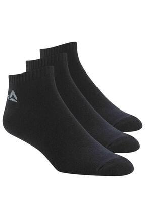 Reebok Du2990 Siyah 3 Çift Bilekli Çorap