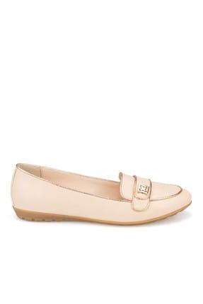 Polaris 91.313053.z Bej Kadın Loafer Ayakkabı 100376910