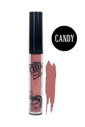 The Pink Ellys Likit Kalıcı Mat Ruj Candy 8692187770115