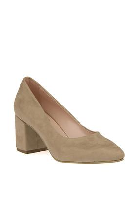 Ziya Bej Kadın Topuklu Ayakkabı 9176 1144-1
