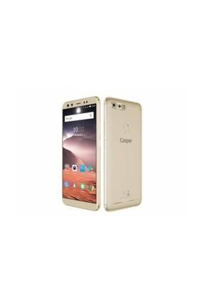 Casper Via F2 Dual 64GB Altın