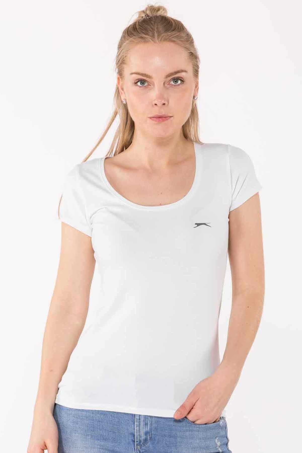 Slazenger Kadın T-shirt - Yonca - ST19TK032 1