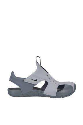 Nike Gri Sunray Protect 2 Küçük Sandalet