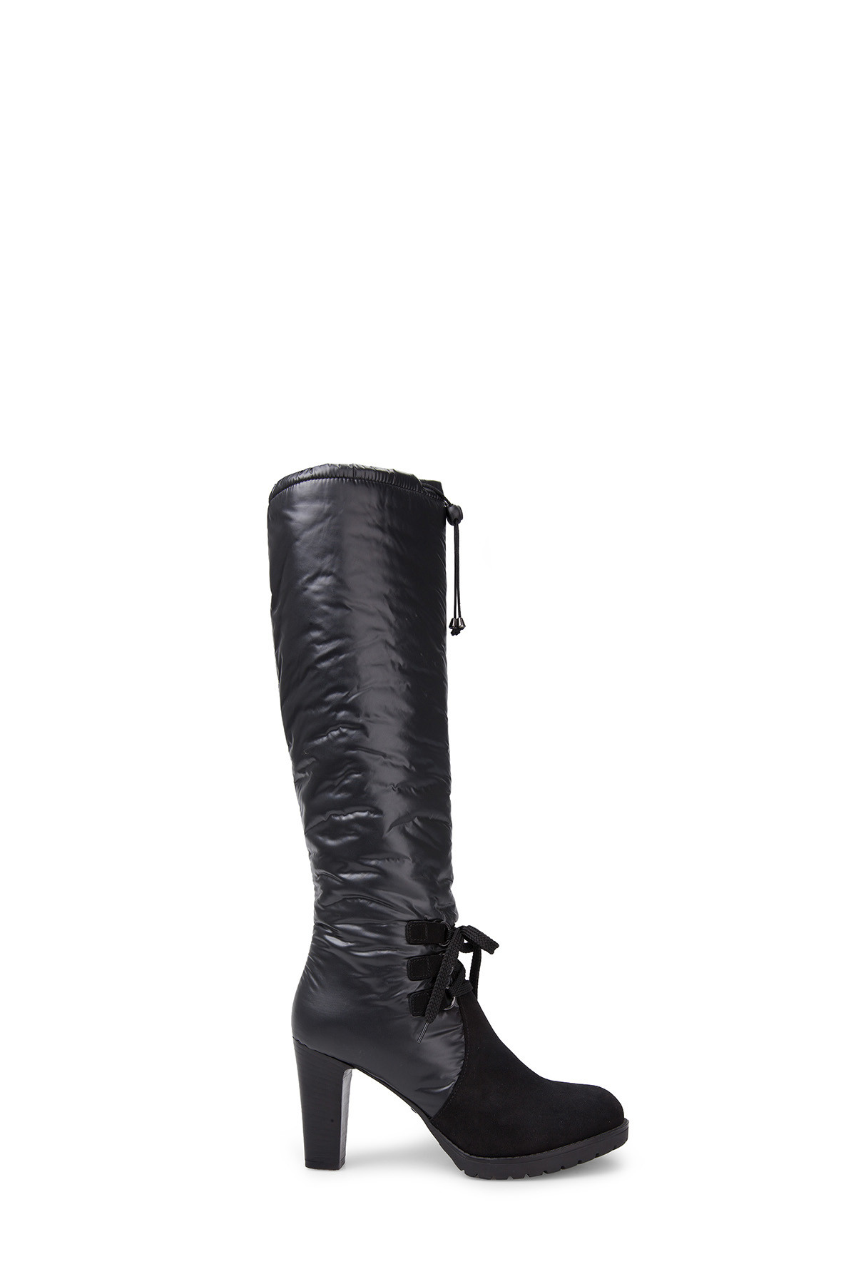 ALBERTO GUARDIANI Kadın Siyah Çizme ZOXSD47397 1