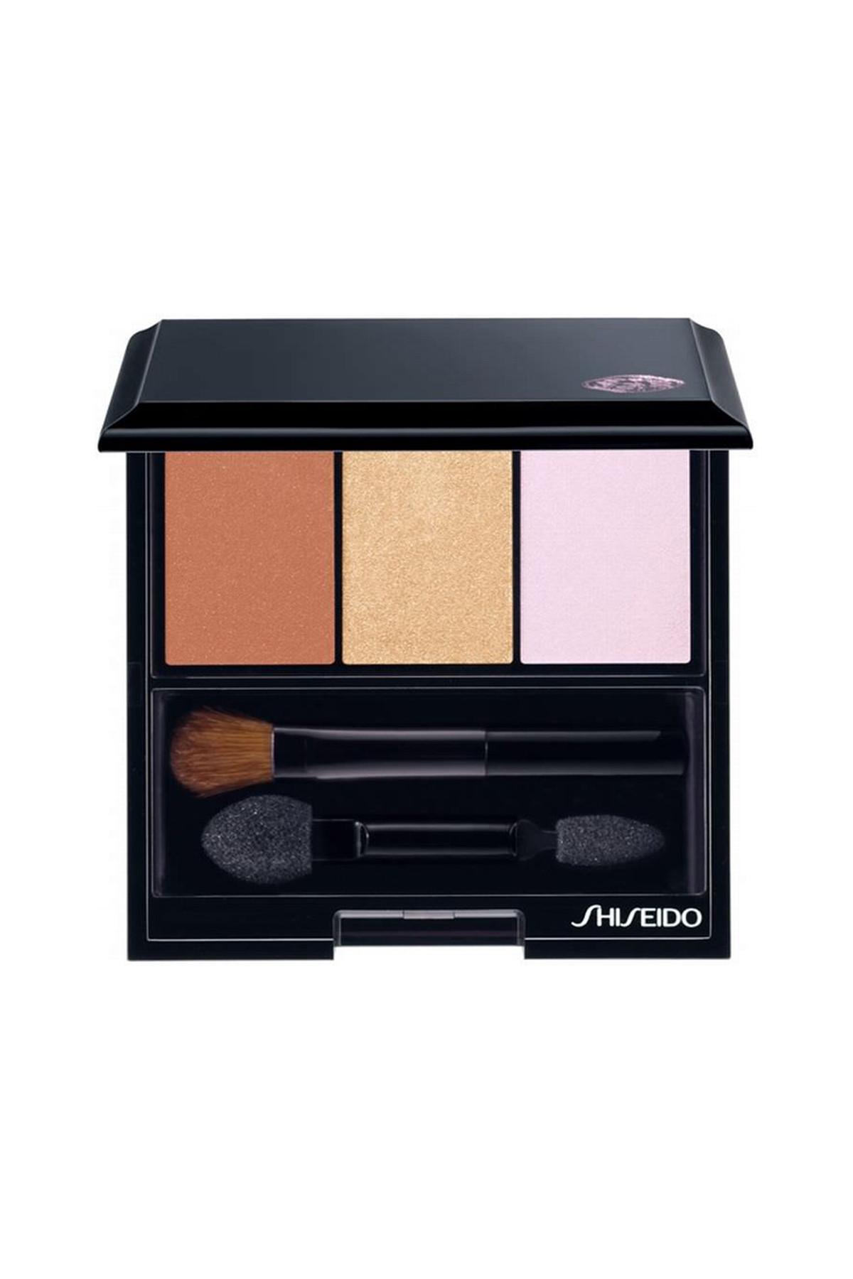 Shiseido 3'lü Göz Farı - Luminizing Satin Eye Color Trio BR214 729238110700 1