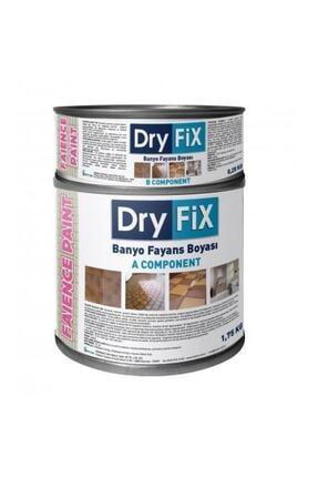 Dryfix Beyaz Faience Paint Fayans Boyası 2 kg