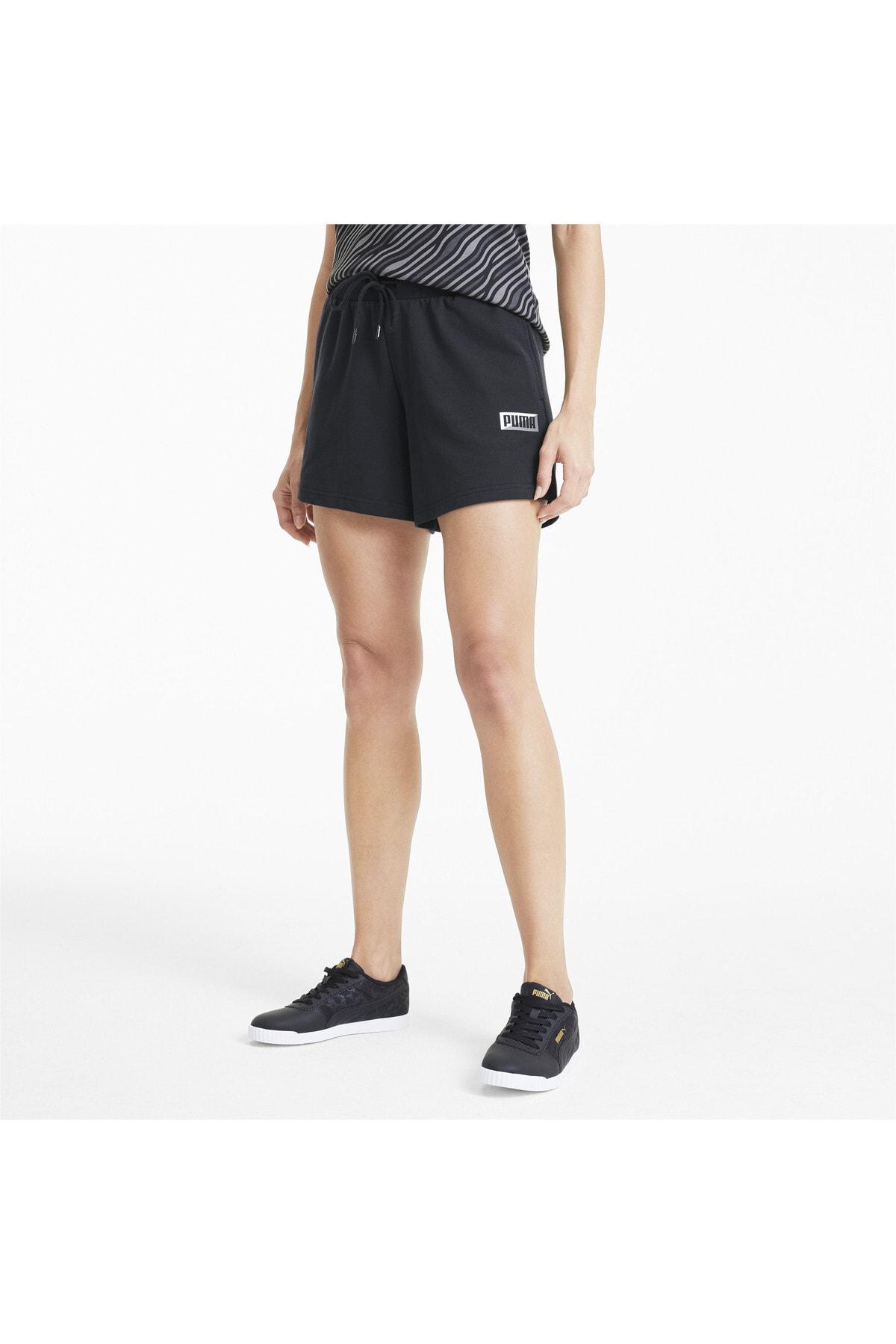 Puma Kadın Spor Şort - SUMMER PRINT - 58417301