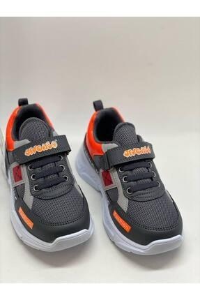 Arvento Erkek Çocuk Gri Spor Ayakkabı