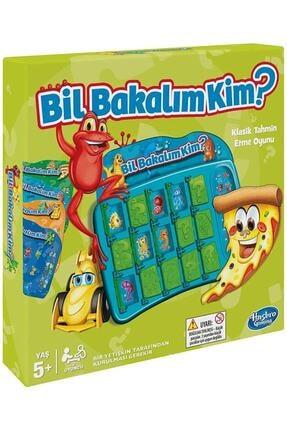 Hasbro Bil Bakalım Kim Çocuk Kutu Oyunu