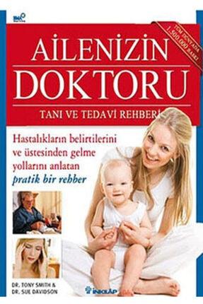 İnkılap Kitabevi Ailenizin Doktoru Tanı Ve Tedavi Rehberi