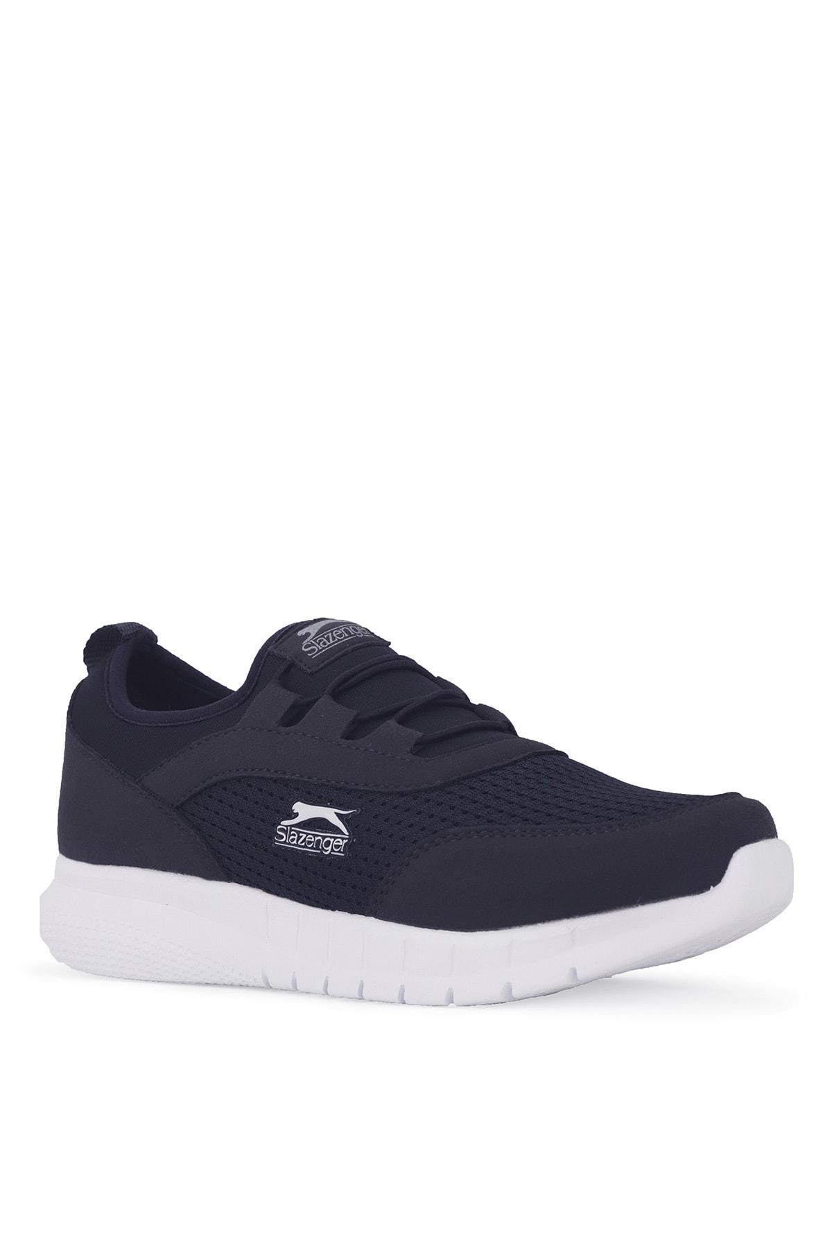 Slazenger PINO Sneaker Kadın Ayakkabı Lacivert / Beyaz SA10LK110 2