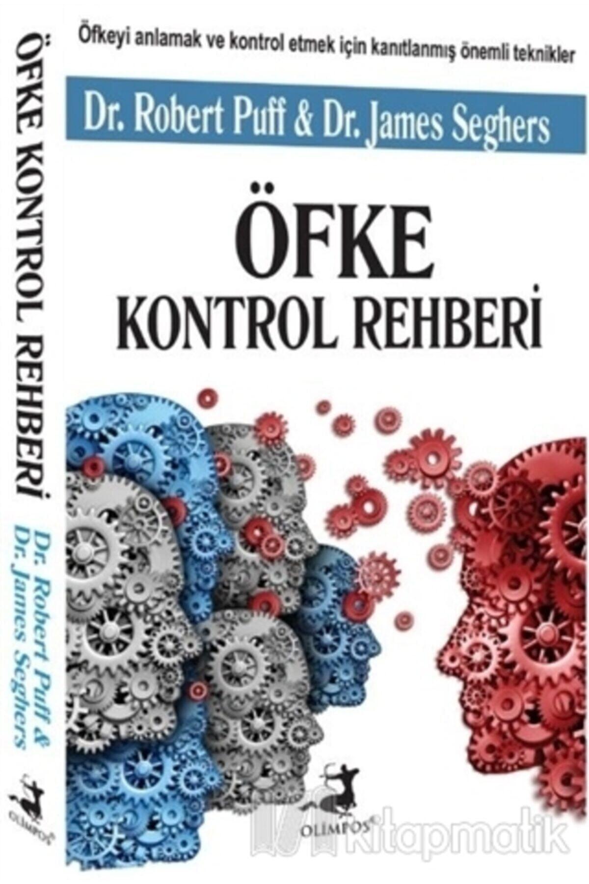 Olimpos Yayınları Öfke Kontrol Rehberi 1