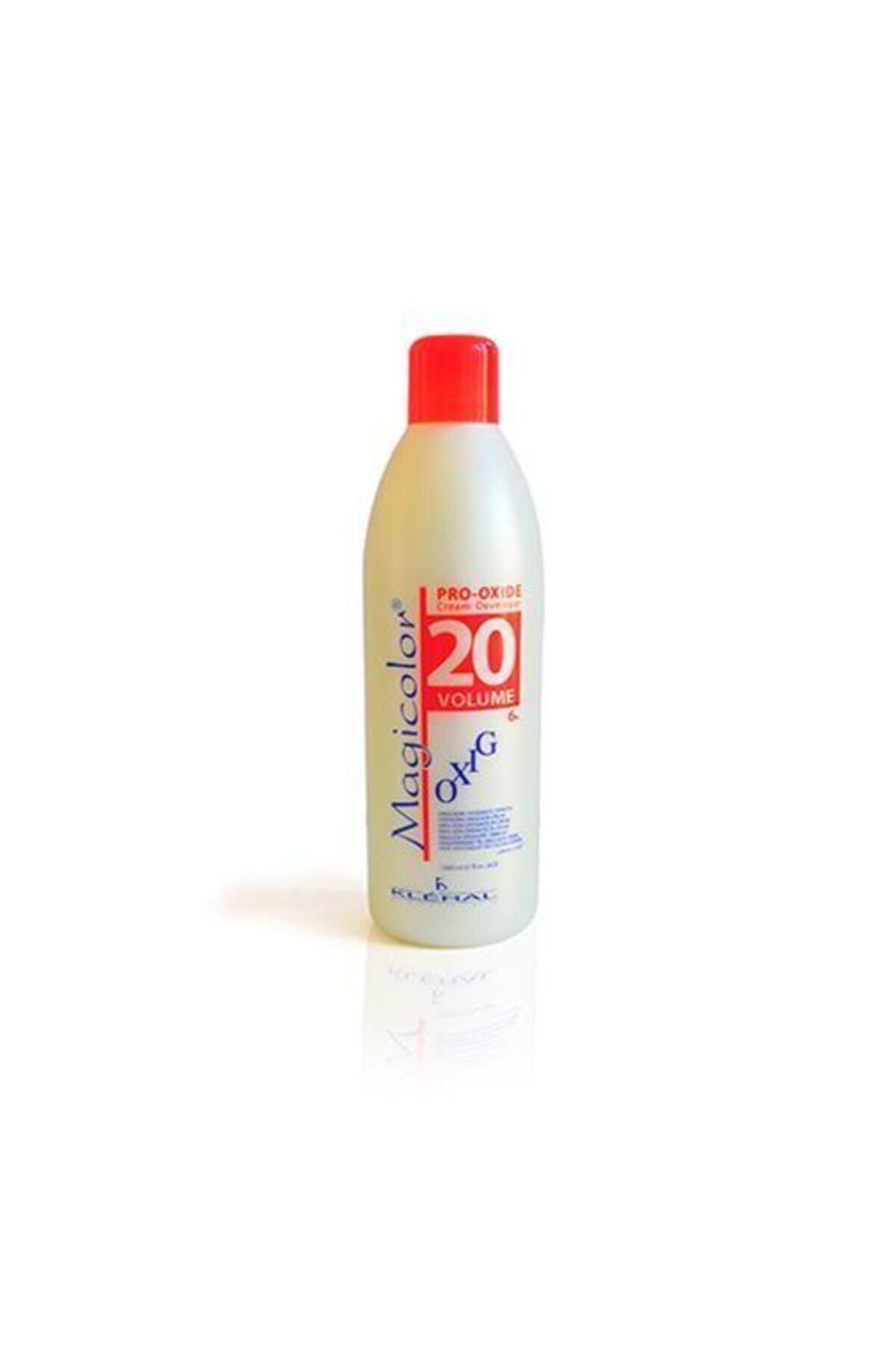 OXIDE Kleral Magicolor Oxıg Oxidant 6% 20 Vol 1000ml 1