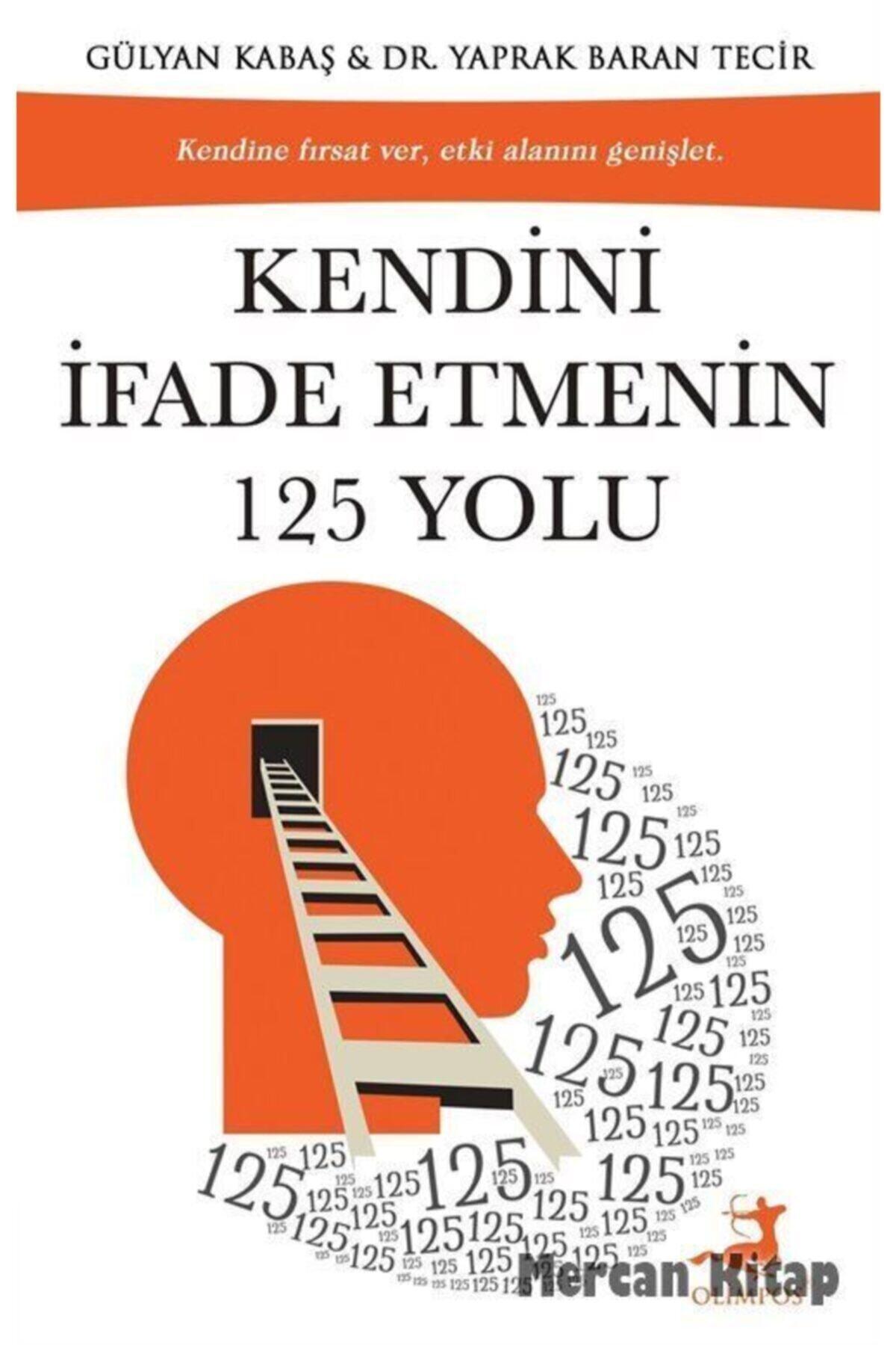 Olimpos Yayınları Kendini Ifade Etmenin 125 Yolu 1