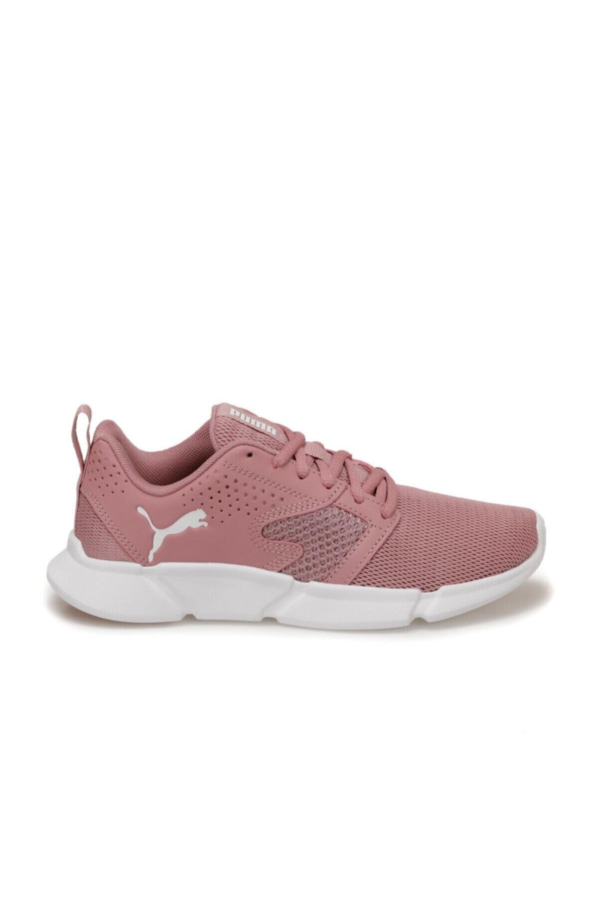 Puma INTERFLEX MODERN Pembe Kadın Koşu Ayakkabısı 100637472 2