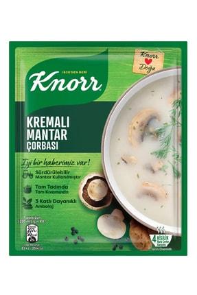 Knorr Kremalı Mantar Çorbası 63 gr 12 Adet