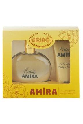 Ersağ Amira Ikili Set (parfüm Ve El Vücut Bakım Kremi)