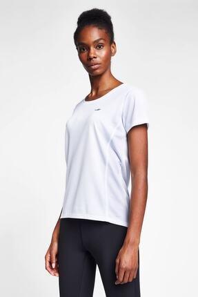 Lescon Kadın Beyaz T-shirt 20s-2204-20b