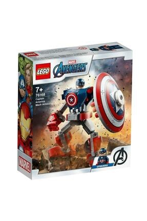 LEGO Marvel Super Heroes Kaptan Amerika Robot Zırhı 76168