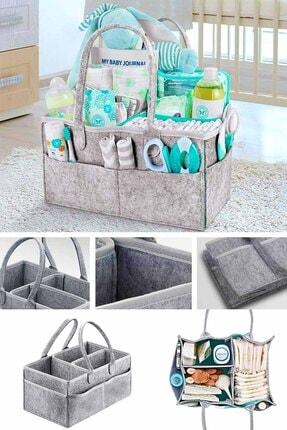 Helen's Home Taşınabilir Bebek Çantası Bebek Bezi Eşya Düzenleyici Çanta