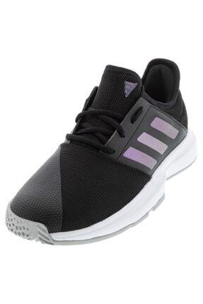 adidas Fy3378 Gamecourt Kadın Siyah Tenis Ayakkabısı