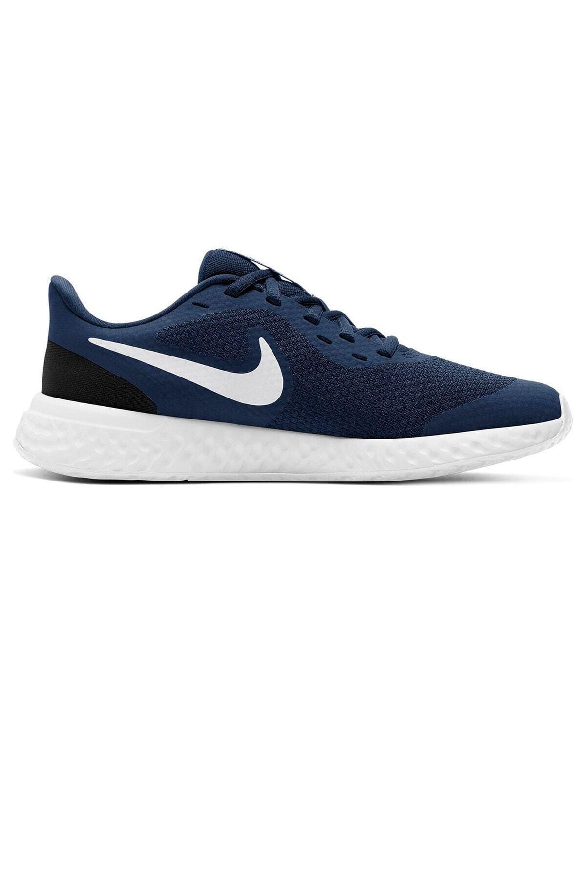 Nike Unisex Çocuk Spor Ayakkabı Bq5671-402 2