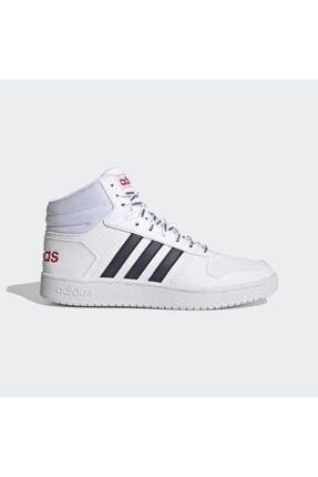adidas Fy8616 Hoops 2.0 Mıd Günlük Spor Ayakkabı