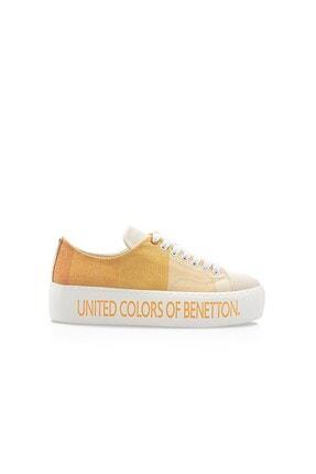 Benetton Kadın Spor Ayakkabı