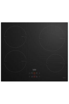 Beko Boı 6020 S Gri 60 Cm Siyah Elektrikli Ocak