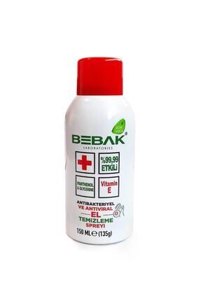 Bebak Dezenfektan El Temizleme Spreyi 150 ml