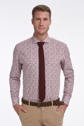 Hemington Erkek Bordo Business Gömlek