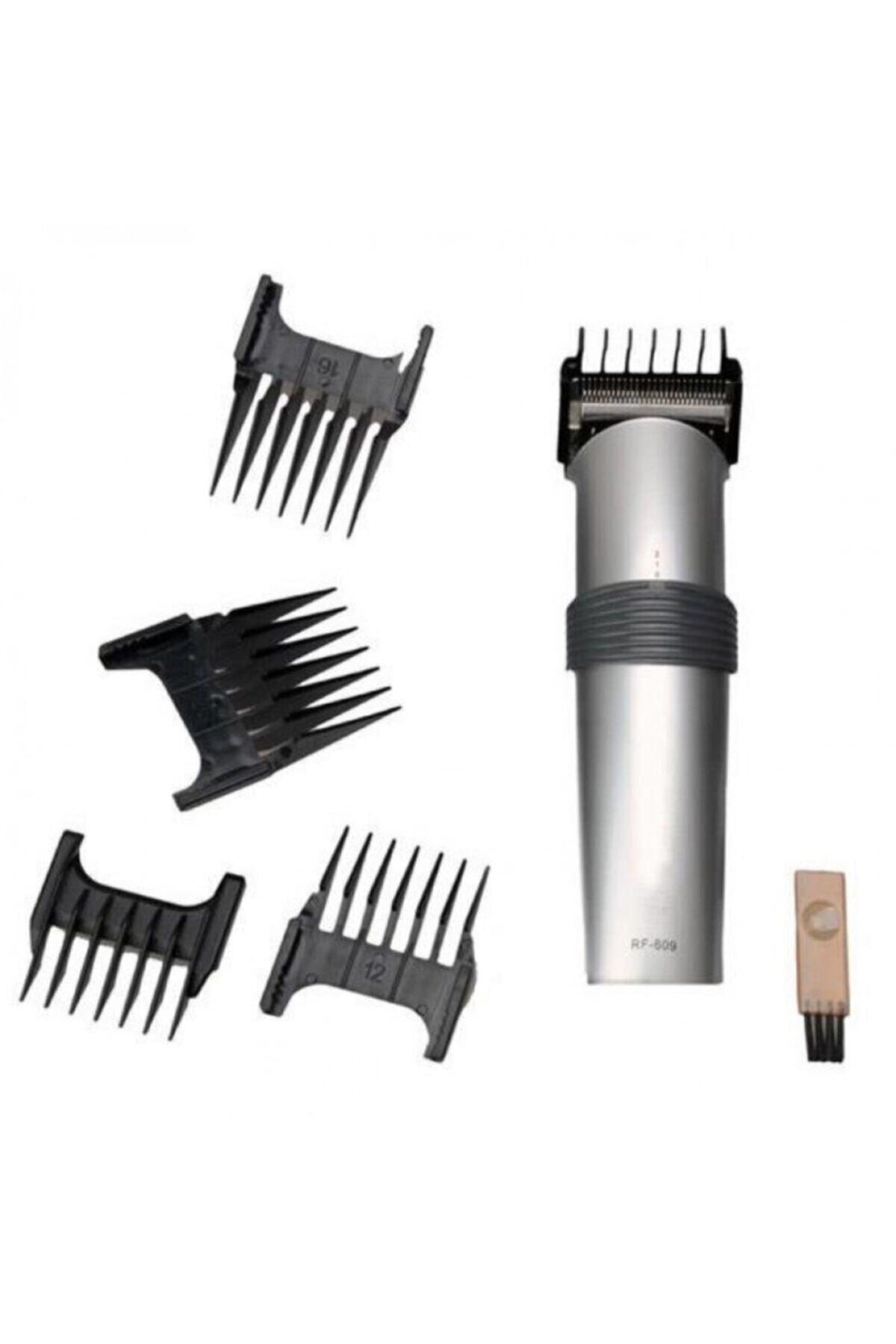 thorqtech 609 Tq-a Şarjlı Tıraş Makinesi Saç Sakal Kesme Ense Traş Makinası 1