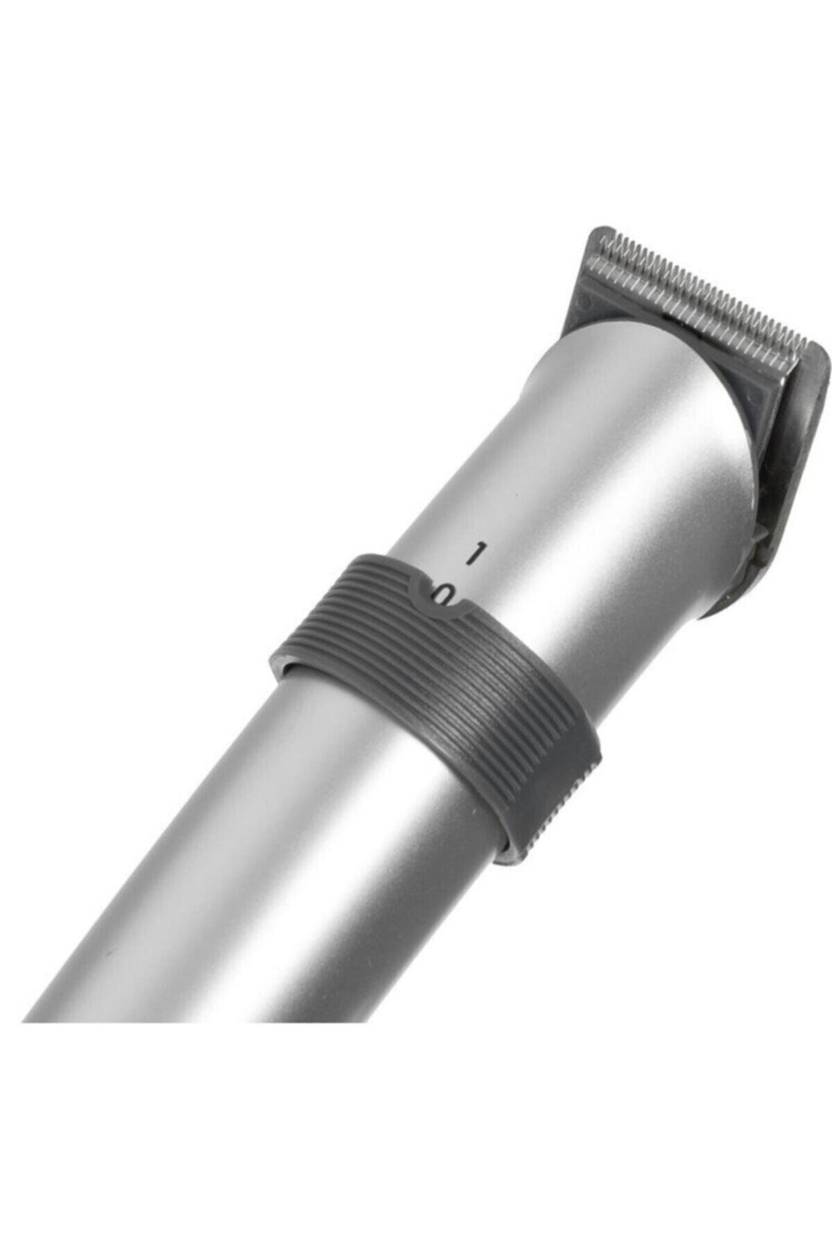 thorqtech 609 Tq-a Şarjlı Tıraş Makinesi Saç Sakal Kesme Ense Traş Makinası 2