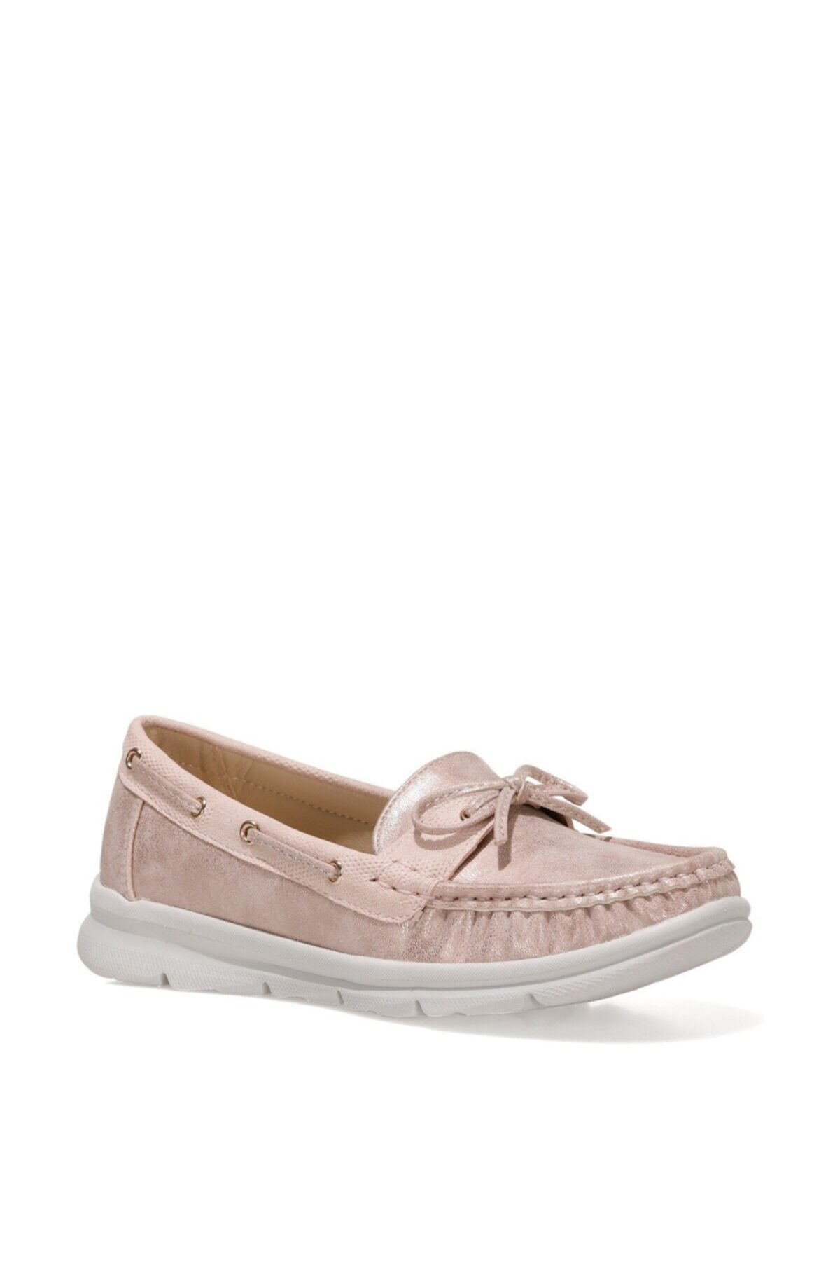 Nine West MARIO 1FX Pembe Kadın Loafer Ayakkabı 101015522 2